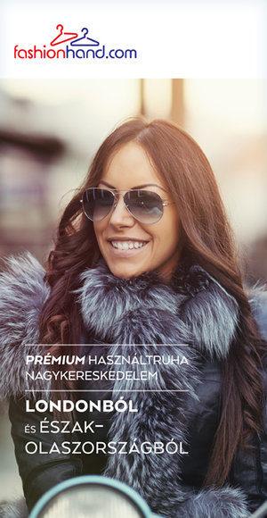 A FashionHand nagyker árakon forgalmaz minőségi használtruhákat.