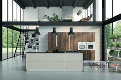Modern, minőségi konyhabútorokat vásárolhatunk a cégtől.