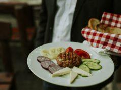 Hangulatos magyar étterem.