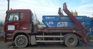 konténer szállítás